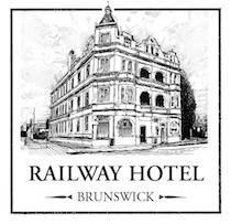 ra railway hotel brunswick melbourne nightclub. Black Bedroom Furniture Sets. Home Design Ideas