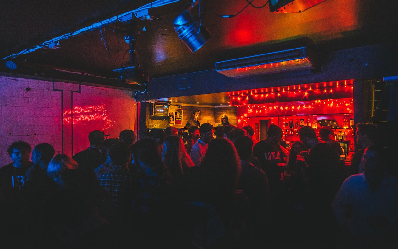 The Waiting Room London's Best Small Clubs