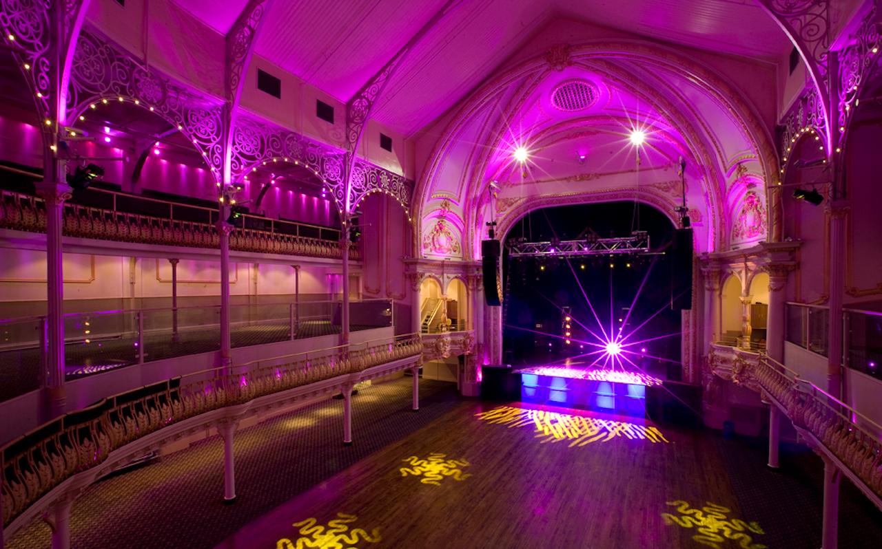 Ra o2 academy bournemouth south east nightclub for 02 academy balcony