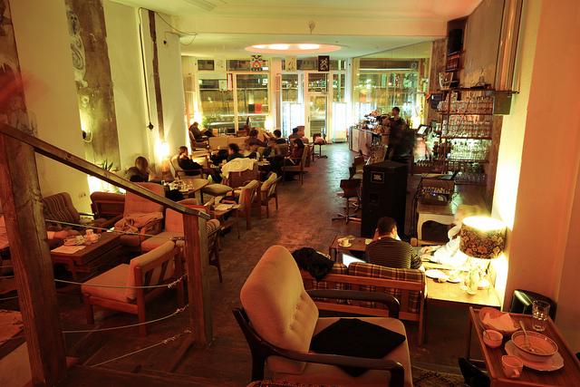 RA Mein Haus Am See Berlin nightclub