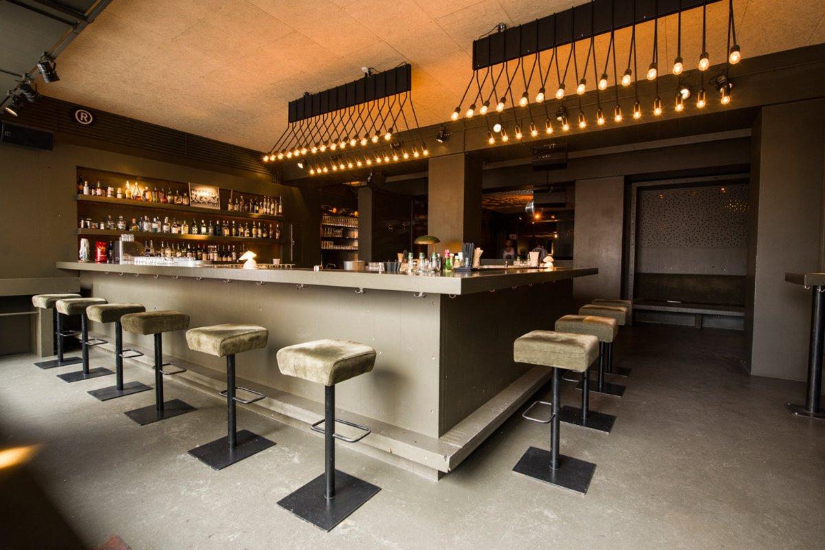 RA: Die Registratur Bar - Munich nightclub