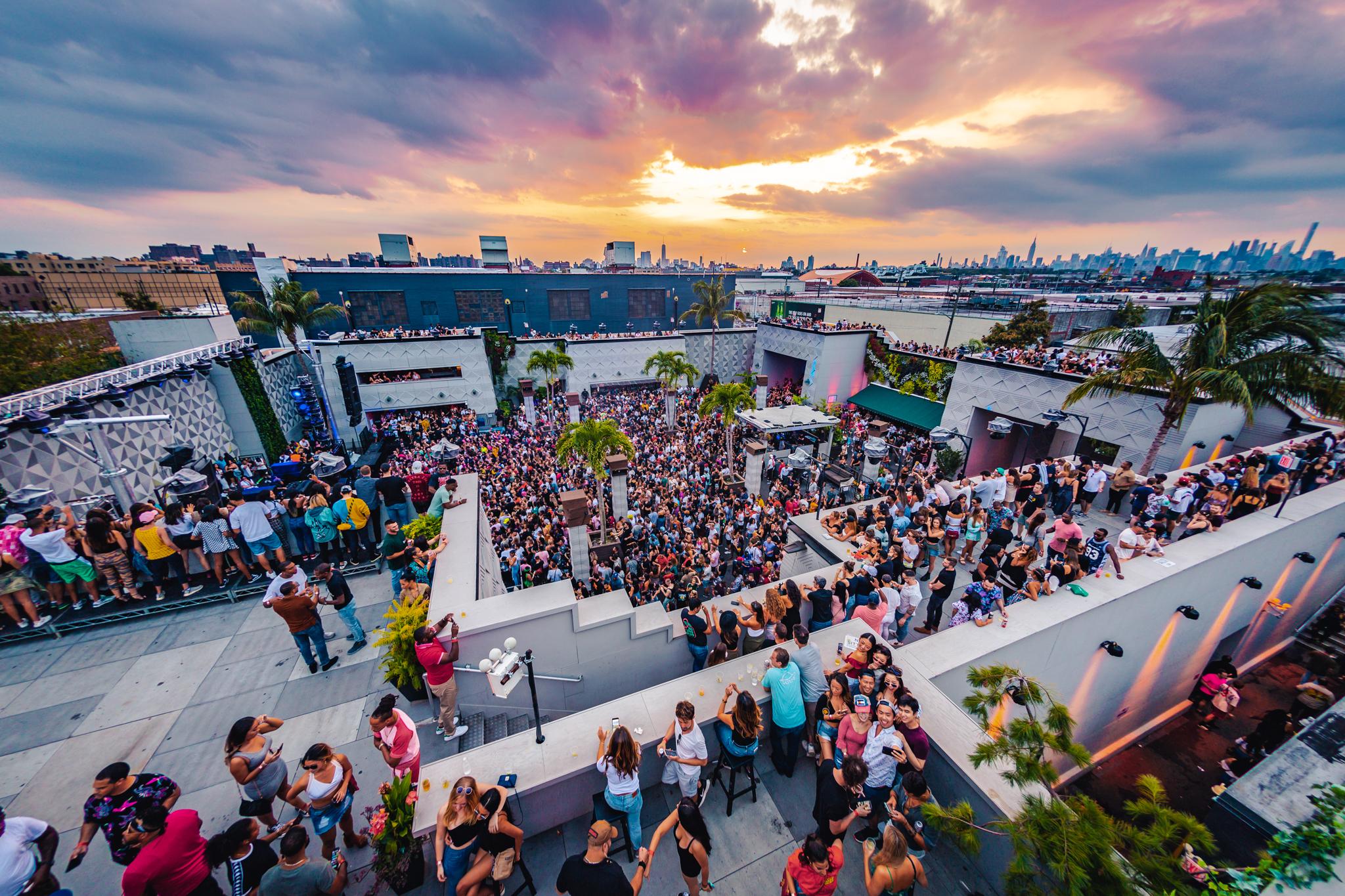 RA: Brooklyn Mirage - New York nightclub