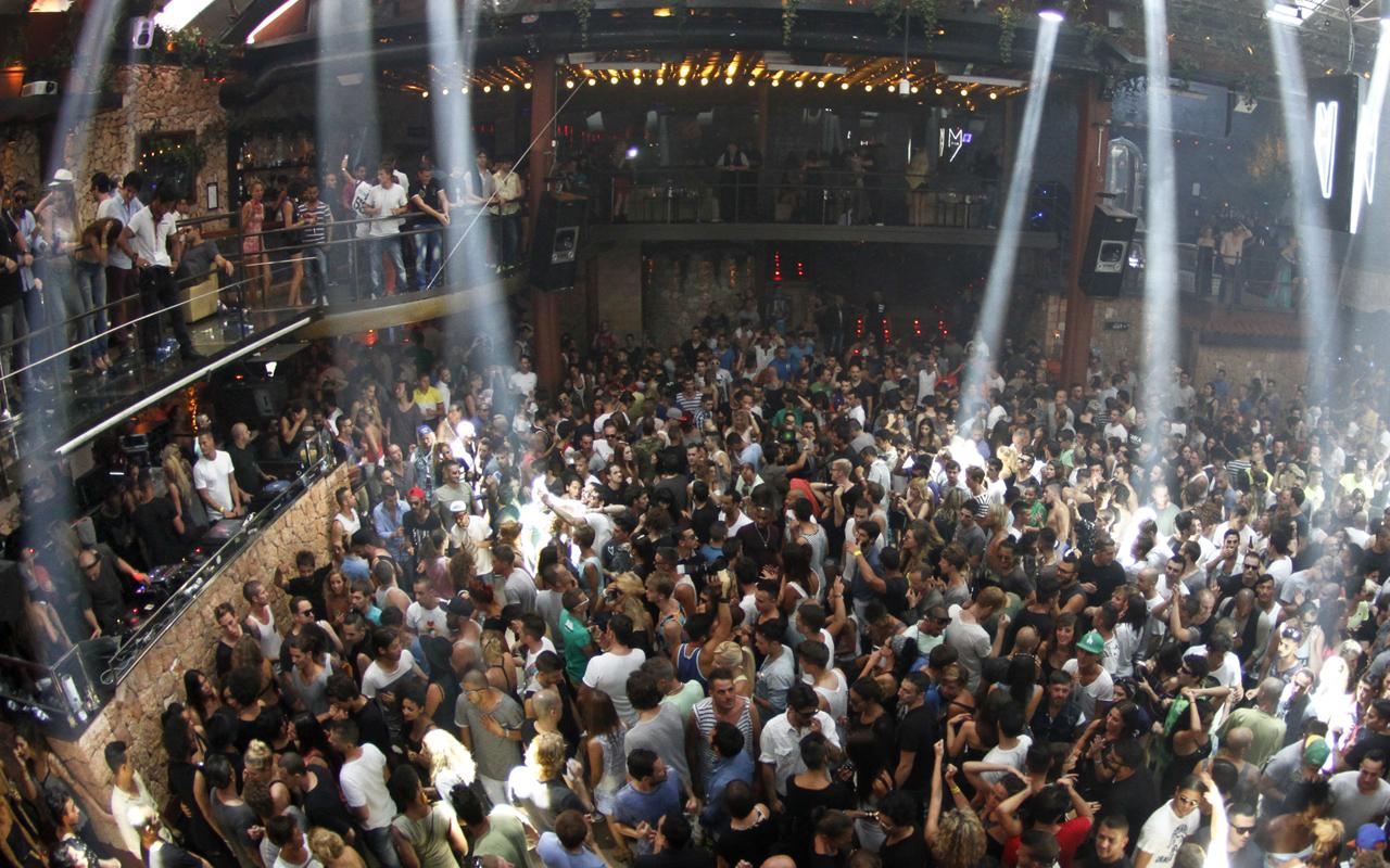 Ra Amnesia Ibiza Nightclub