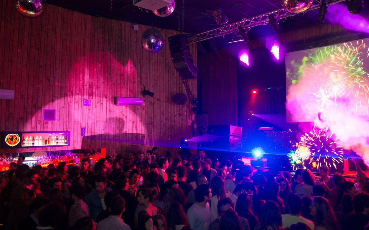 Ra macarena club barcelona nightclub for Night club barcelona