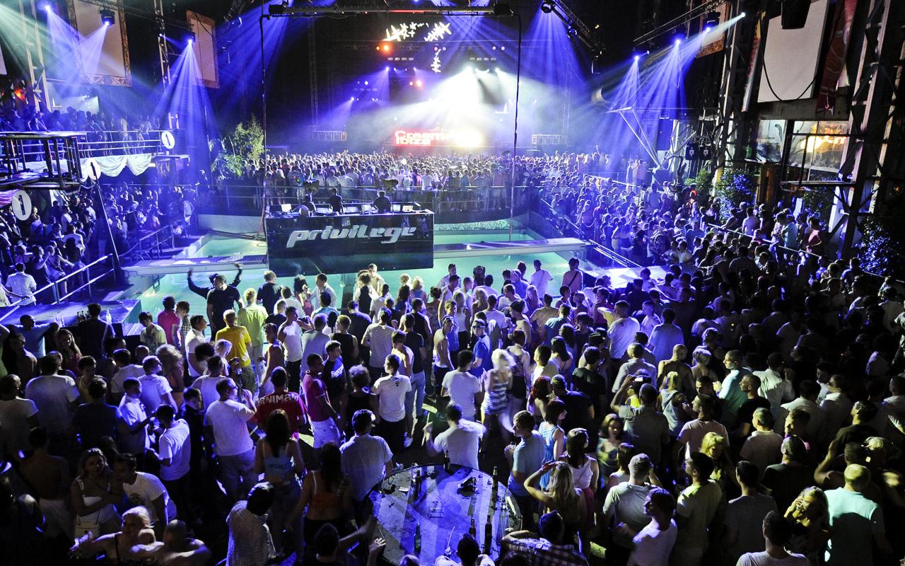ra privilege ibiza nightclub