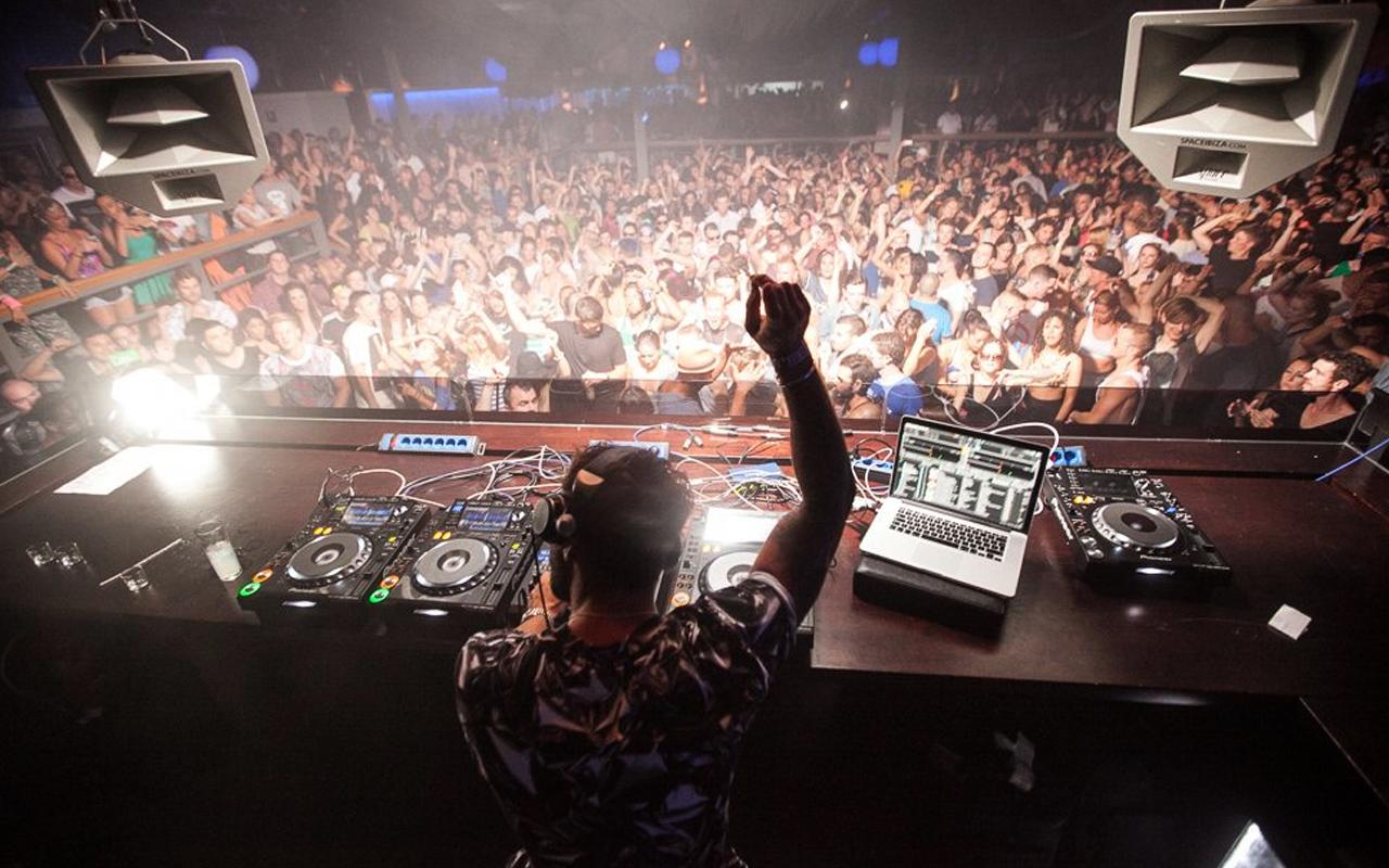 Ra Space Ibiza Ibiza Nightclub