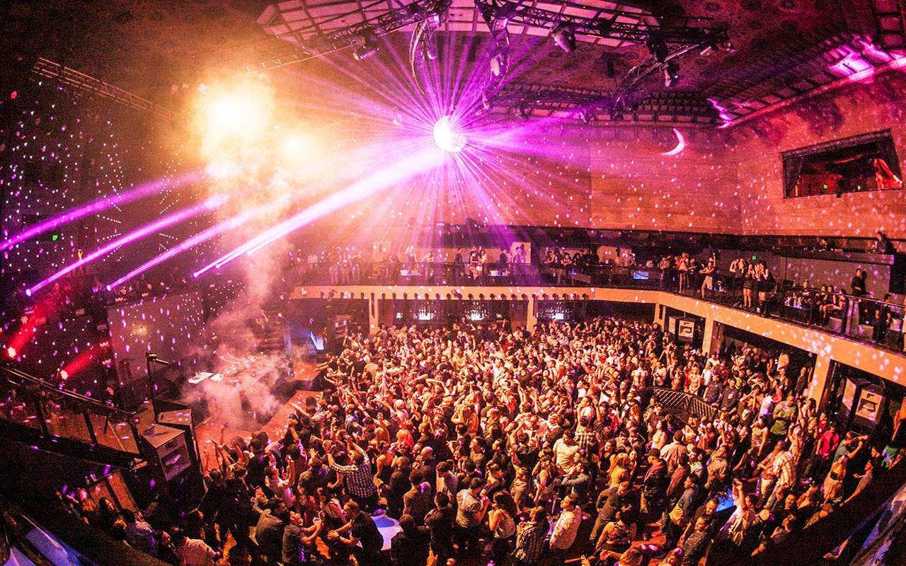 Ra Exchange La Los Angeles Nightclub