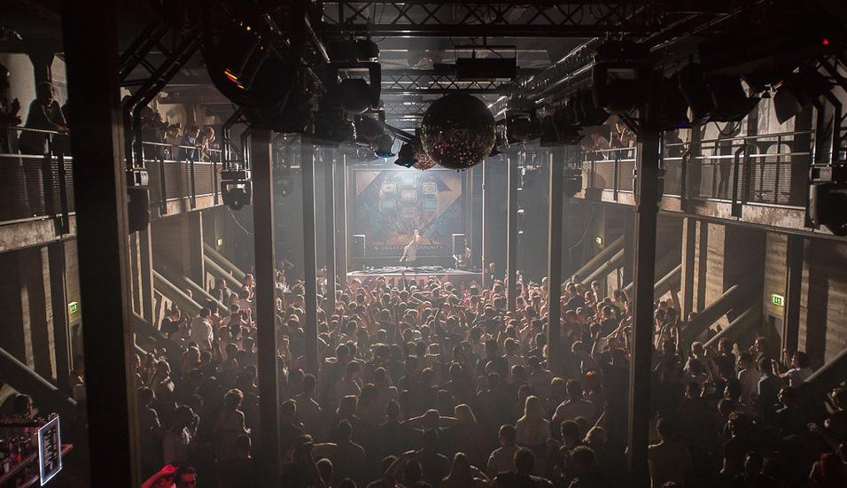 Ra Factory 010 Rotterdam Nightclub