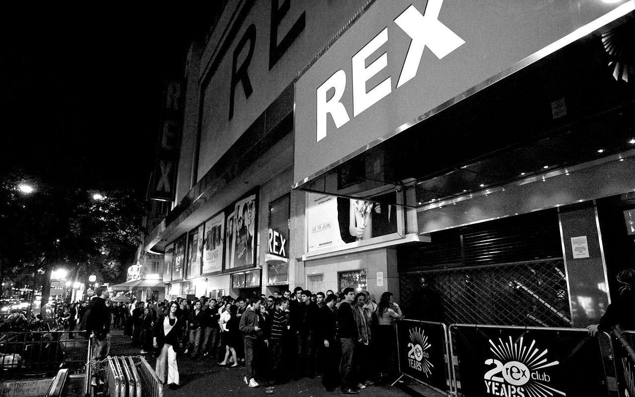 Ra Rex Club Paris Nightclub