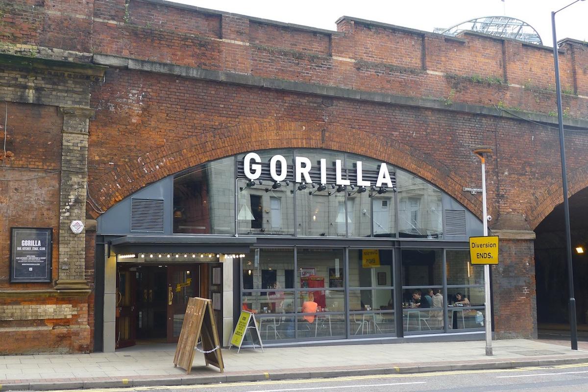 Ra Gorilla Manchester Nightclub