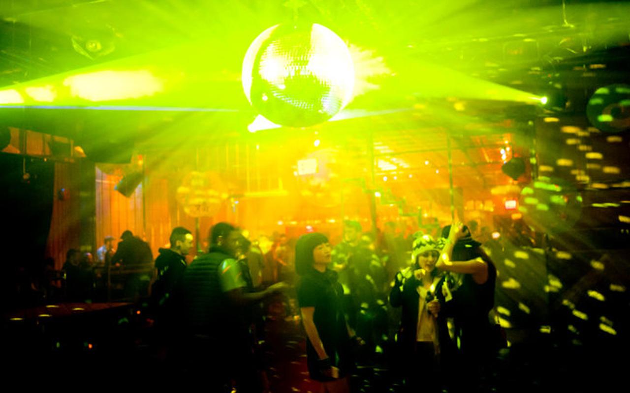 RA: Good Room - New York nightclub