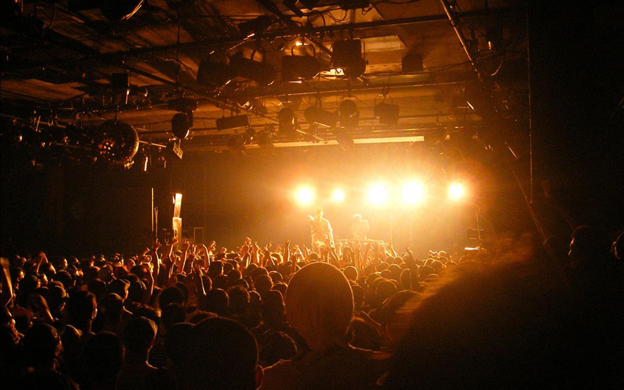 Ra Liquidroom Tokyo Nightclub
