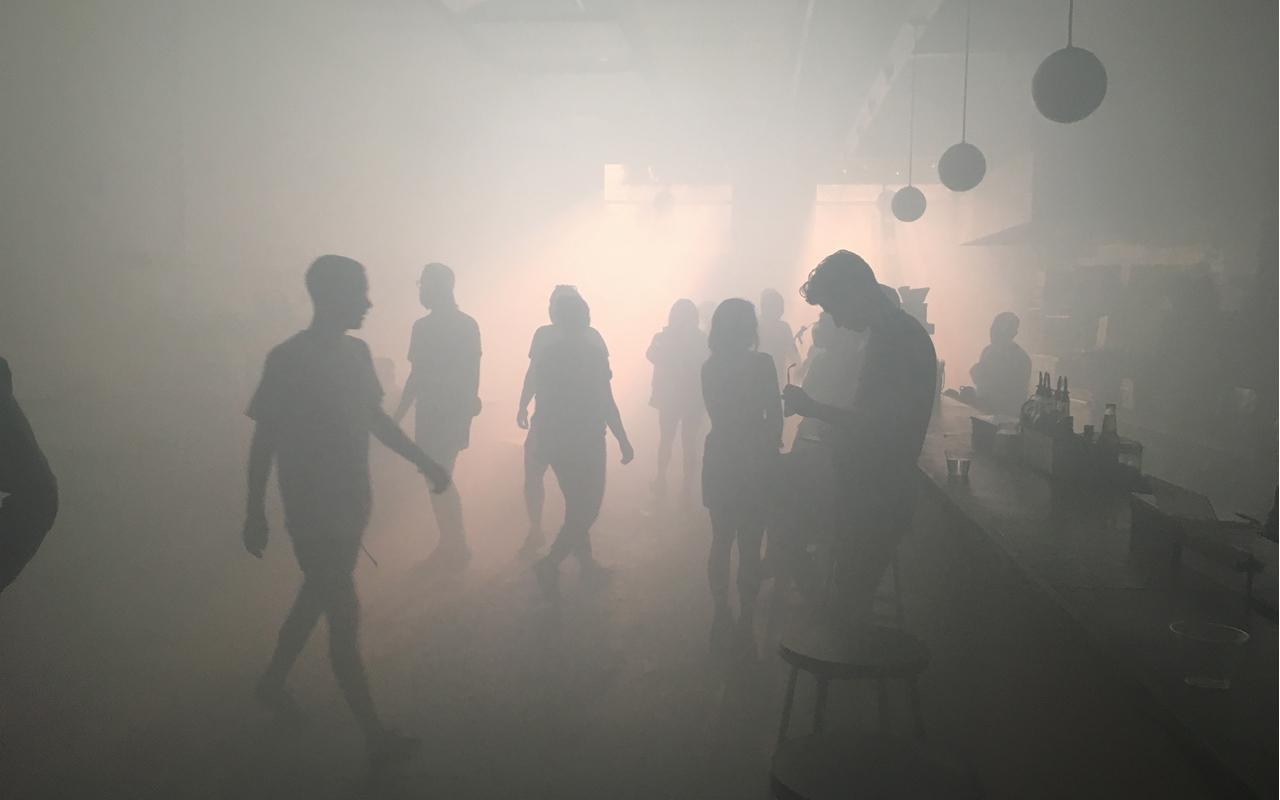 RA: Nowadays - New York nightclub