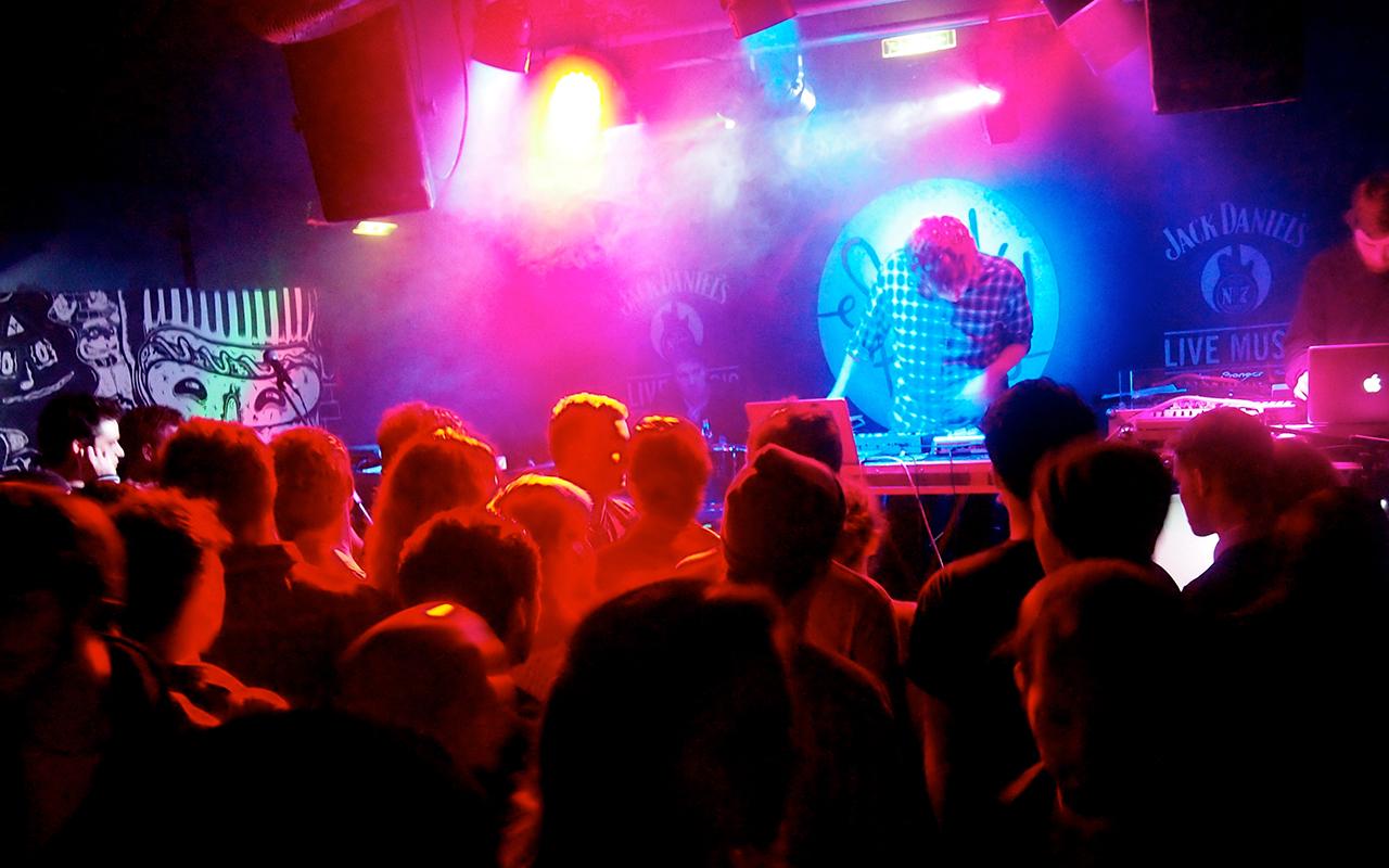 Ra Sneaky Pete S Edinburgh Nightclub