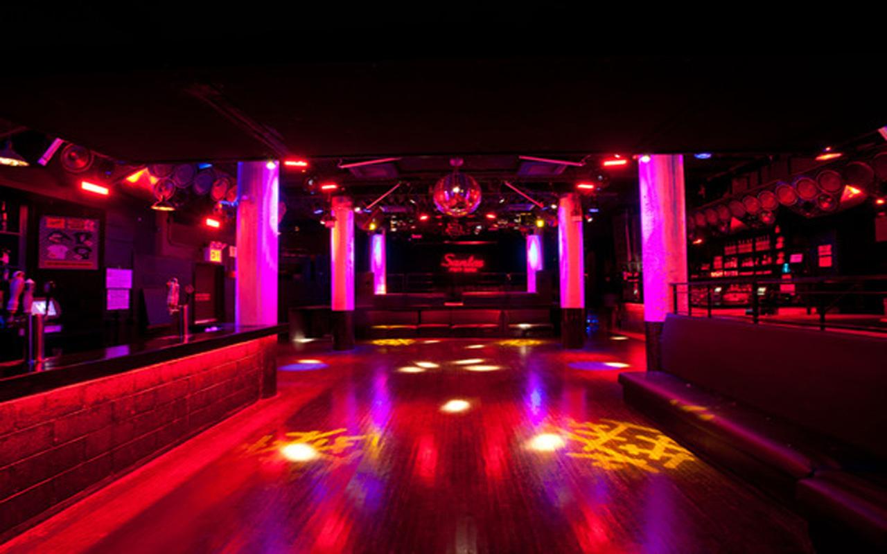 Ra Santos Party House New York Nightclub