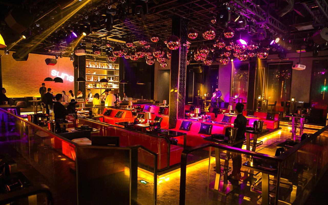 RA: Suns Bar Lounge - Guangzhou nightclub