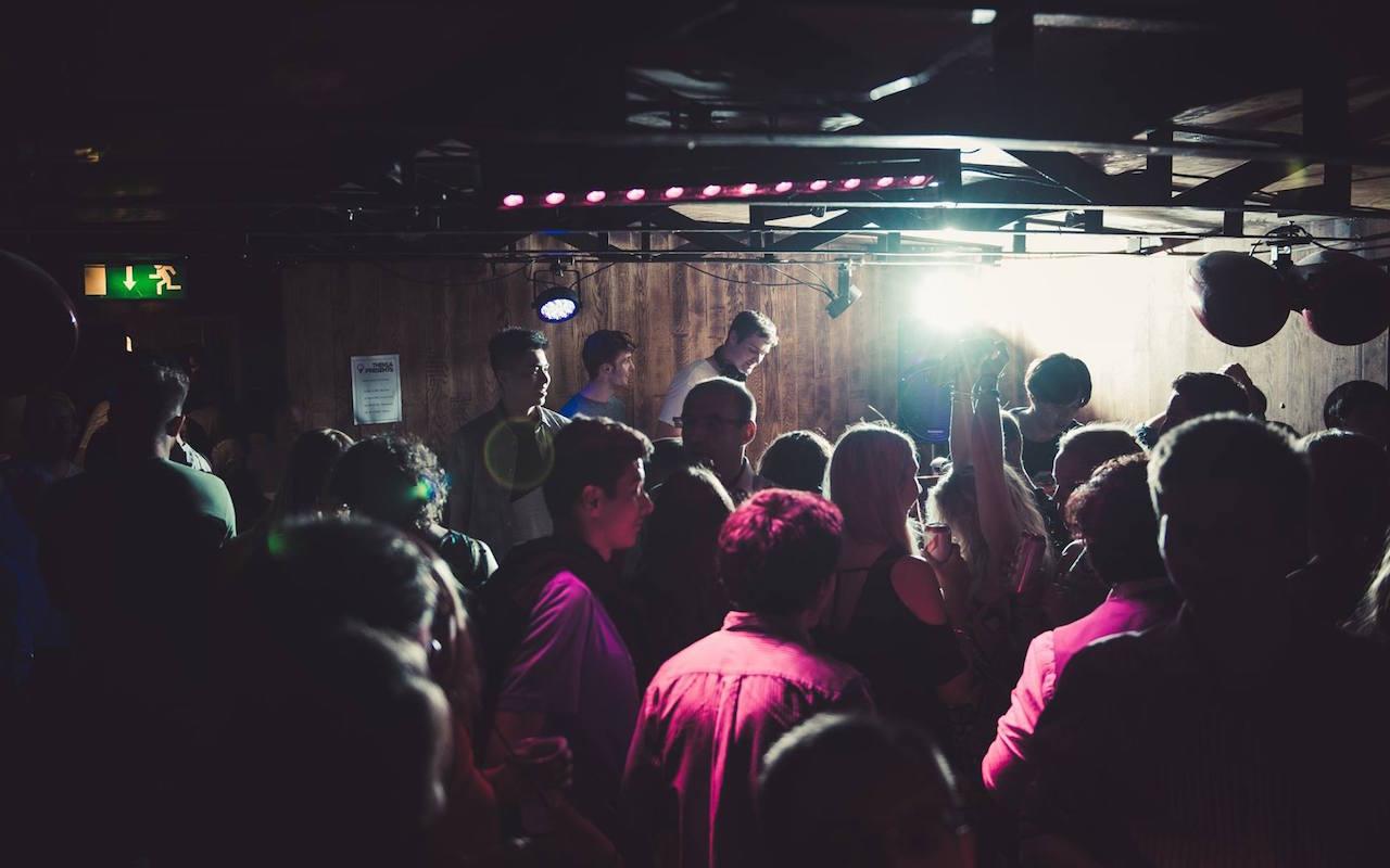 Ra Thekla West Wales Nightclub