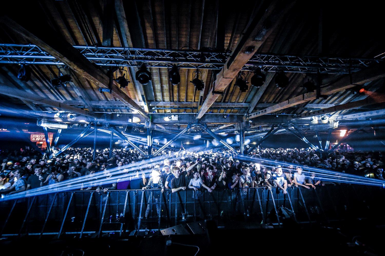 RA: Tobacco Dock - London nightclub
