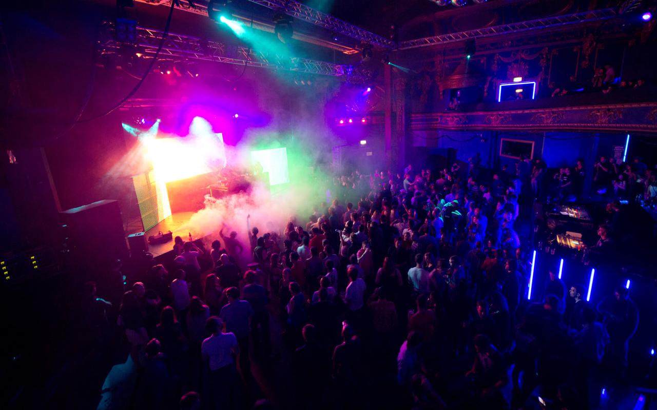 Ra Electric Brixton London Nightclub