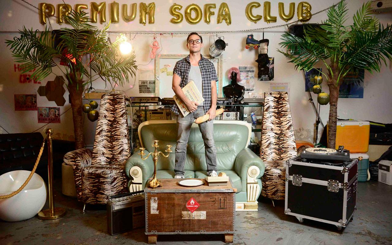 RA Premium Sofa Club Hong Kong Nightclub - Sofa club