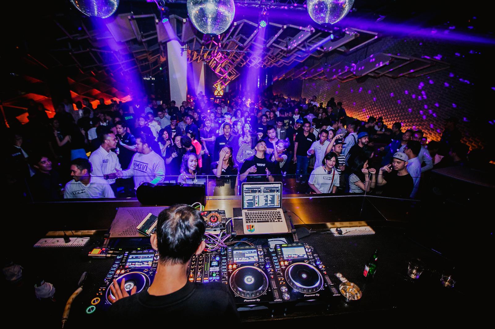 night club Jakarta