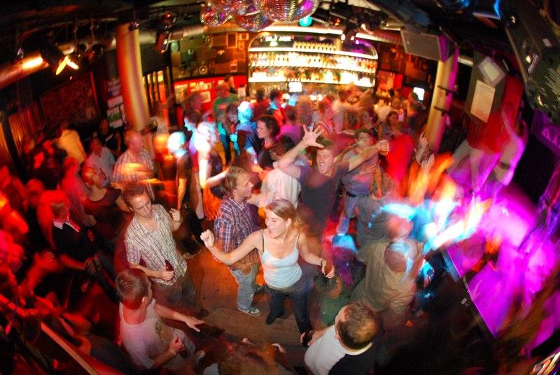 Amsterdam adult club