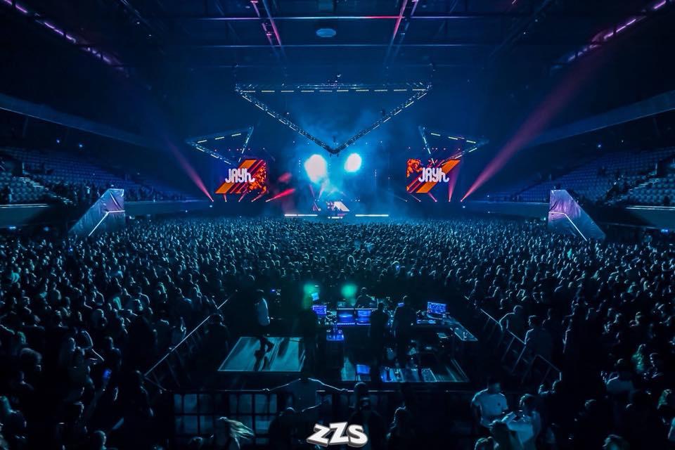 RA: Ziggo Dome - Amsterdam nightclub