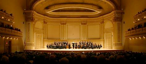 photo of Carnegie Hall