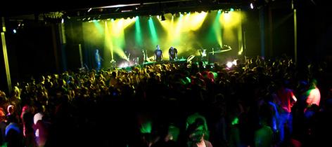 Ra Commodore Ballroom Vancouver Nightclub