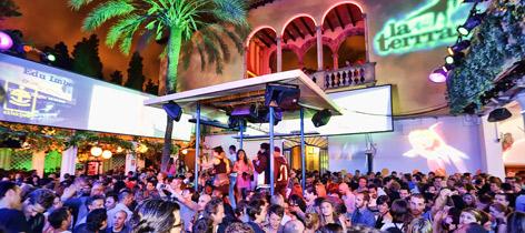 Ra La Terrrazza Barcelona Nightclub