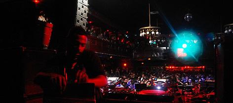 Ra Nitsa Barcelona Nightclub