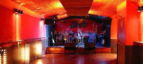 Ra sidecar barcelona nightclub for Night club barcelona