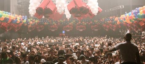 Ra Ageha Tokyo Nightclub