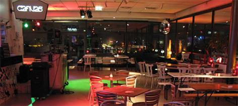 Ra Canvas Amsterdam Nightclub