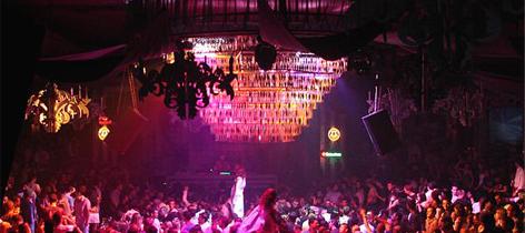 RA: Kristal Glam Club - Bucharest nightclub