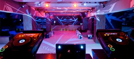 Ra Club Midi Cluj Napoca Nightclub