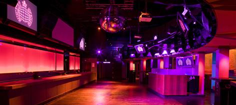 RA: Ministry Of Sound - London nightclub