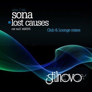 RA: Sona - Lost Causes (Eleonora London Vibes Mix) on
