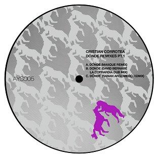 Cristian Corrotea - Donde Remixes Pt1.
