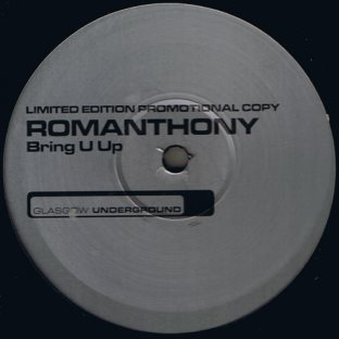 Romanthony Ministry Of Love