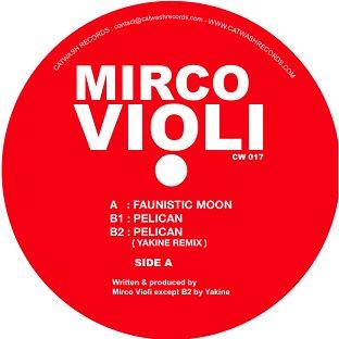Mirco Violi - Enchanté / Pamplona