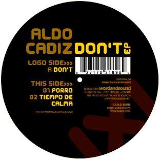 Aldo Cadiz - Tengo C