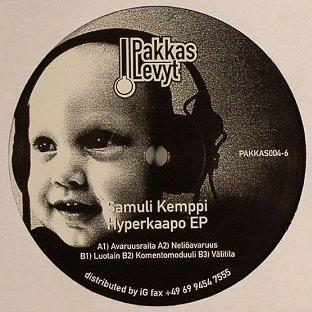 Samuli Kemppi - Last Day On Earth