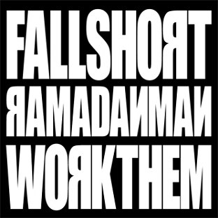 Ramadanman - Work Them cover
