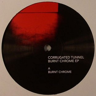 Corrugated Tunnel - Burnt Chrome EP