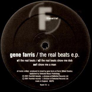 Gene Farris - The Fruity Green