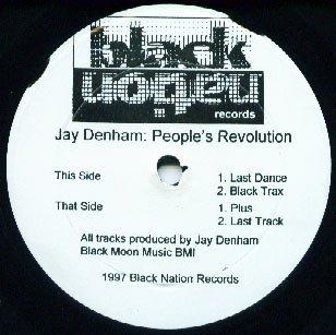Jay Denham Jackulate EP