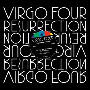Virgo Four - It's a Crime (Caribou Remix)