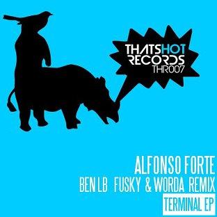 Alfonso Forte - Palinka EP