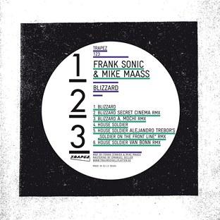 RA: frank sonic, mike maass - blizzard (secret cinema remix) on Trapez